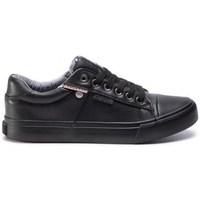 Sko Dame Lave sneakers Big Star GG274061 Sort