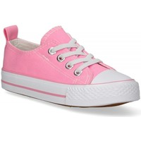Sko Pige Lave sneakers Luna Collection 57725 Pink