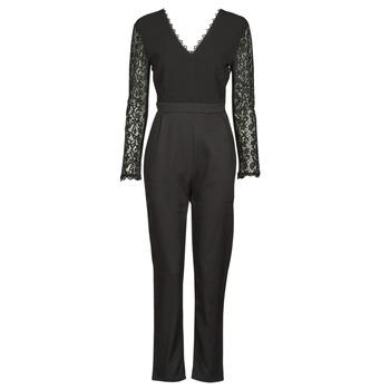 textil Dame Buksedragter / Overalls Betty London  Sort