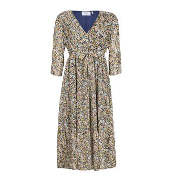 textil Dame Lange kjoler Betty London  Flerfarvet