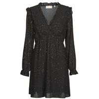 textil Dame Korte kjoler Moony Mood ABBARETZE Sort