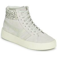 Sko Dame Lave sneakers Gola GOLA BASELINE SAVANNA Hvid