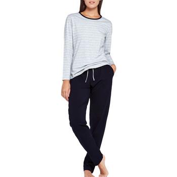 textil Dame Pyjamas / Natskjorte Impetus Woman GO85024 073 Grå