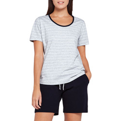 textil Dame Pyjamas / Natskjorte Impetus Woman GO84024 073 Grå