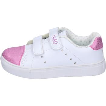 Sko Pige Lave sneakers Solo Soprani BH180 Hvid