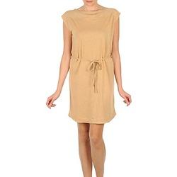 textil Dame Korte kjoler Majestic CAMELIA Beige