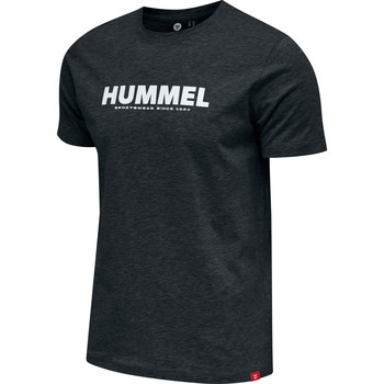 textil Herre T-shirts m. korte ærmer Hummel T-shirt  hmlLEGACY noir