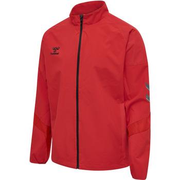 textil Herre Jakker Hummel Veste  hmlLEAD training rouge