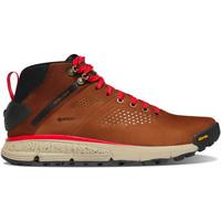 Sko Herre Løbesko Danner Chaussures  2650 GTX Mid 4 marron/rouge