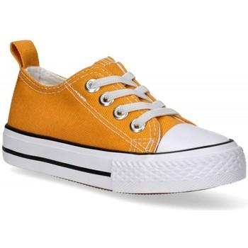Sko Pige Sneakers Luna Collection 57727 Gul