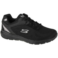 Sko Dame Lave sneakers Skechers Flex Appeal 3.0 Moving Fast Sort