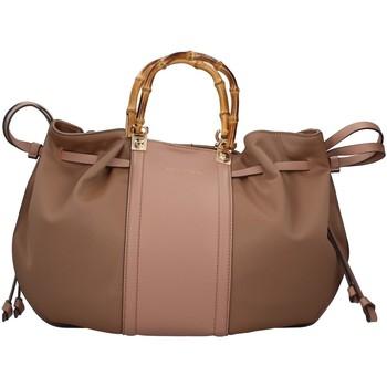 Tasker Dame Håndtasker m. kort hank Manila Grace B252EU BROWN