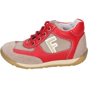 Sko Dreng Lave sneakers Falcotto BH195 Rød