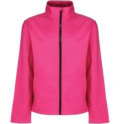 textil Herre Vindjakker Regatta RG627 Hot Pink/Black