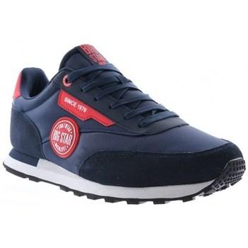 Sko Herre Lave sneakers Big Star HH174252 Flåde