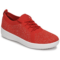Sko Dame Lave sneakers FitFlop F-SPORTY Rød