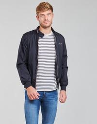textil Herre Jakker Schott CABLS21R Marineblå