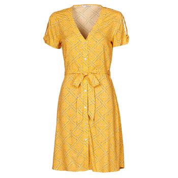 textil Dame Korte kjoler Only ONLVIOLETTE Orange