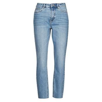 textil Dame Smalle jeans Vero Moda VMBRENDA Blå / Lys