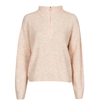 textil Dame Pullovere Vero Moda VMPLAZA Pink