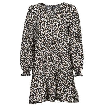 textil Dame Korte kjoler Vero Moda VMSALINA Sort