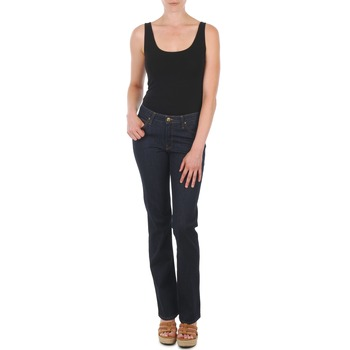 textil Dame Lige jeans Lee MARION STRAIGHT Blå