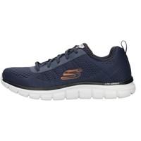 Sko Herre Lave sneakers Skechers 232081 Blå