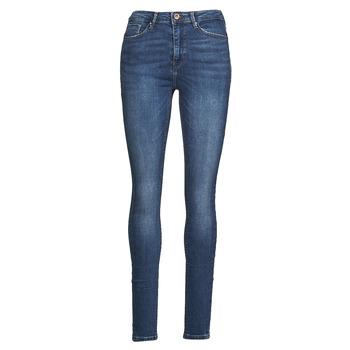 textil Dame Smalle jeans Only ONLPAOLA Blå / Medium