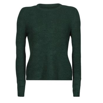 textil Dame Pullovere Only ONLLOLLI Kaki