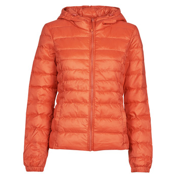 textil Dame Dynejakker Only ONLTAHOE Orange