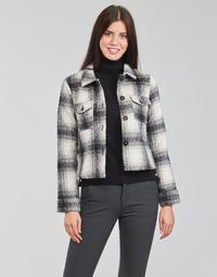 textil Dame Jakker / Blazere Only ONLLOU Beige / Sort