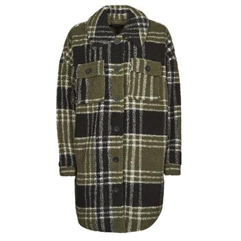 textil Dame Jakker / Blazere Only ONLNEWCAMILLA Kaki / Sort