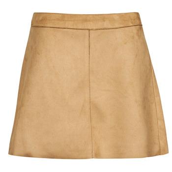 textil Dame Nederdele Only ONLLINEA Brun