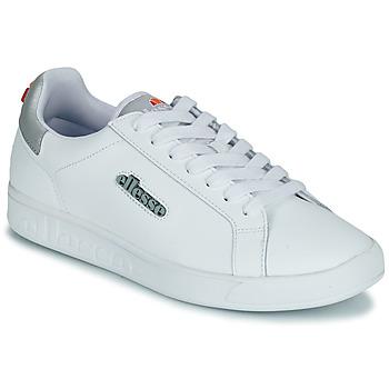 Sko Dame Lave sneakers Ellesse CAMPO Hvid / Sølv
