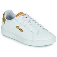 Sko Dame Lave sneakers Ellesse CAMPO Hvid / Guld
