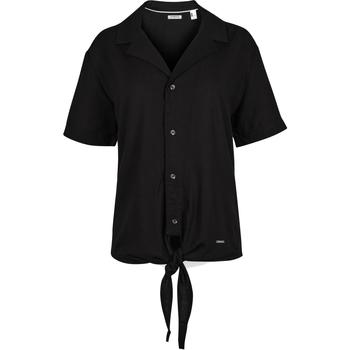 textil Dame Skjorter / Skjortebluser O'neill Cali Woven Sort