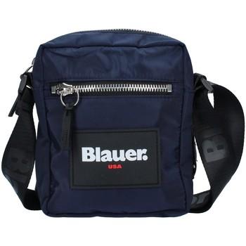 Tasker Herre Skuldertasker Blauer S1COLBY02/TAS NAVY BLUE