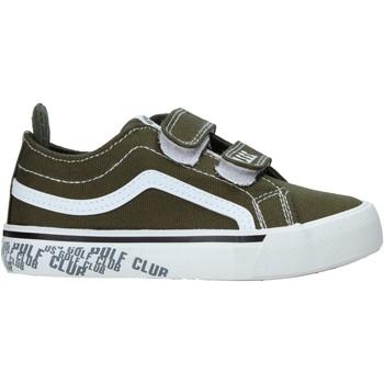 Sko Børn Lave sneakers U.s. Golf S21-S00UK803 Grøn