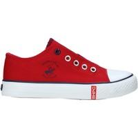 Sko Børn Lave sneakers Beverly Hills Polo Club S21-S00HK535 Rød