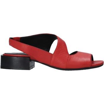 Sko Dame Sandaler Bueno Shoes 21WS4900 Rød