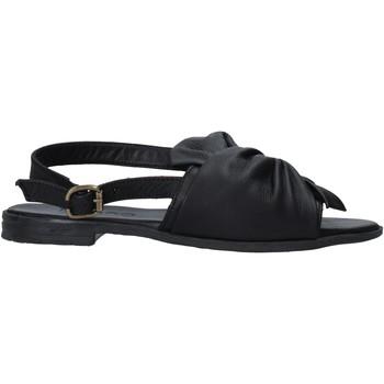 Sko Dame Sandaler Bueno Shoes 21WQ2005 Sort