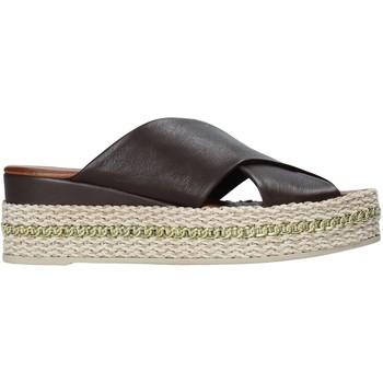 Sko Dame Tøfler Bueno Shoes 21WQ5907 Sort
