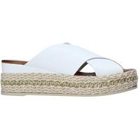 Sko Dame Tøfler Bueno Shoes 21WQ5907 hvid