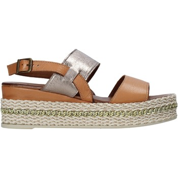 Sko Dame Sandaler Bueno Shoes 21WS5200 Brun