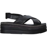 Sko Dame Sandaler Bueno Shoes 21WS5702 Sort