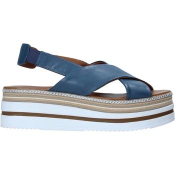Sko Dame Sandaler Bueno Shoes 21WS5702 Blå