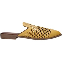 Sko Dame Træsko Bueno Shoes 21WN0103 Gul