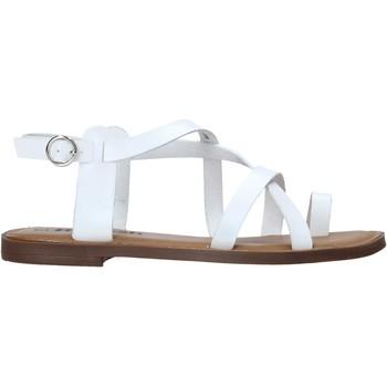 Sko Dame Sandaler Refresh 72655 hvid