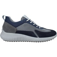 Sko Herre Lave sneakers IgI&CO 7124100 Blå
