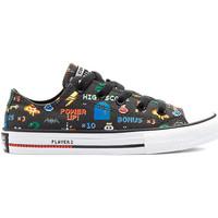Sko Børn Lave sneakers Converse 670351C Sort
